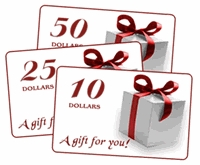 Retail Gift Card
