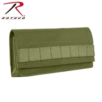 Rothco 18 Round Shotgun / Airsoft Ammo Pouch - Olive