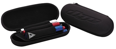 Dye Ultralite 4-piece Barrel Kit w/ Case - Clear, 14 Inch