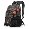 Virtue Wildcard Backpack - Graphic Coral Red