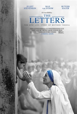 The Letters: The Untold Story of Mother Teresa DVD