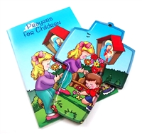 Children Cross and Booklet Set