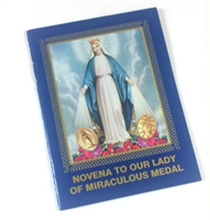 Novena To Our Lady of Miraculous Medal 10998-OLG