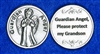 Guardian Angel Grandson Pocket Token 171-25-2087-P