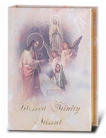 Girls Blessed Trinity Missal