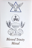 Blessed Trinity Missal and Prayerbook by Dr Kelly Bowring 2638