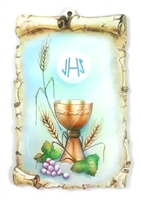 First Communion Wall Plaque