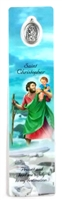 Saint Christopher Bookmark S114