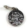 Large Pewter Saint Francis Pet Medal BK-P8364S