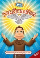 Brother Francis DVD - Confirmation: The Blessings Belonging to God