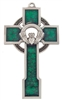 "5"" Claddagh Celtic Cross JC-9030-E"