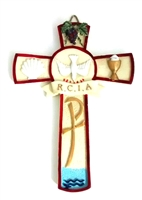 R.C.I.A Decorative Wall Cross 2276