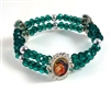 Our Lady of Guadalupe 2-strip Bracelet