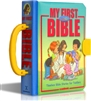 My First Handy Bible: Timeless Bible Stories for Toddlers