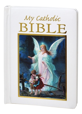 MY CATHOLIC BIBLE - GUARDIAN ANGEL RG14051
