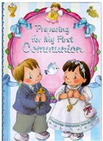 Preparing for My First Communion RG14653