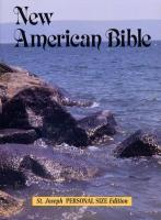 New American Bible Revised Edition - St. Joseph Personal Size Edition