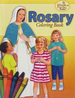 St. Joseph Rosary Coloring Book 671