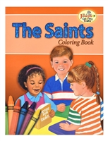 St. Joseph The Saints Coloring Book 681