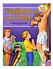 Stations of the Cross Coloring Book