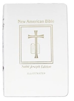 Saint Joseph Medium Size New American Bible 609/13W