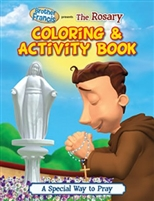 The Rosary Coloring and Activity Book: A Special Way to Pray