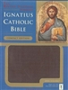 Ignatius Catholic Bible-Compact RSV Medium Print Edition