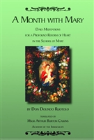 A Month with Mary by Don Dolindo Ruotolo