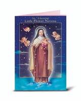 St. Therese Little Flower Novena
