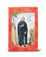 St. Peregrine Novena and Prayers 2432-514