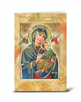 Our Lady of Perpetual Help Novena and Prayers 2432-208