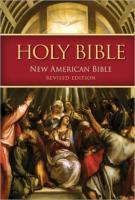 Revised Edition New American Bible