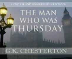 The Man Who Was Thursday  CD Audio Book