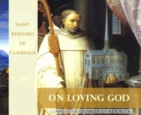 On Loving God CD Audio Book by St Bernard