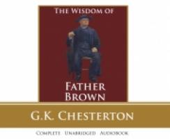 The Wisdom of Father Brown CD Audio Book