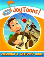 JoyToons! Coloring and Activity Book