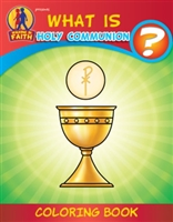 What IS Holy Communion? Coloring Book