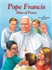 St. Joseph Picture Book Series: Pope Francis Man of Peace 534