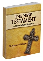 The New Testament St. Joseph Edition 650/05