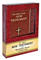 St. Joseph New Testament of the New Catholic Version Vest Pocket Edition 650/19BG