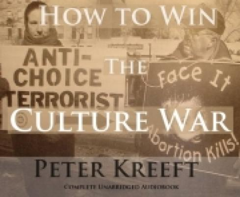 How To Win The Culture War CD Audio Book