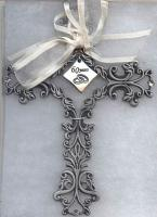 60th Anniversary Filigree Cross
