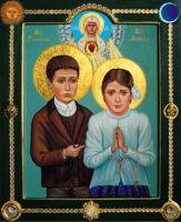 Blessed Jacinta and Blessed Francisco of Fatima by Fr. Fox