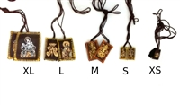 Inexpensive Brown Scapulars