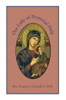 Our Lady of Perpetual Help by Rev. Francis. J. Connell, C.S.S.R