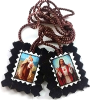 Miscellaneous Cloth Scapulars