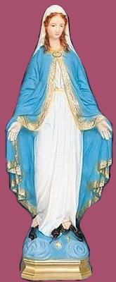 Our Lady of Grace 24 Inch Statue