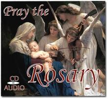 Pray the Rosary Audio CD