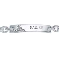 Adult ID Bracelet - Angel