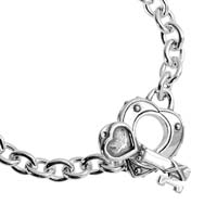 Key to my Heart Toggle Bracelet